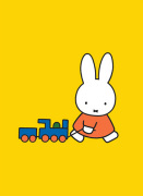 Miffy and Toy Train