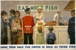Empire Marketing Board - More Than Half the Catch is Sold as Fried Fish