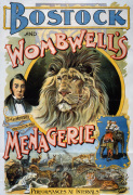 Bostock and Wombwell's Menagerie 1897