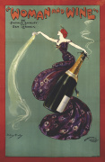 Woman and Wine 1899