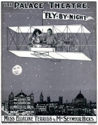 Fly-By-Night Palace Theatre London 1908