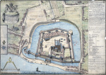 The Tower Of London as surveyed in 1597 (copy c.1805)