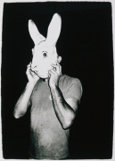 Man with Rabbit Mask c.1979 (Special Edition)
