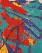 Abstract Painting 1982