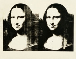 Double Mona Lisa 1963