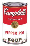 Campbell's Soup I 1968 (pepper pot)