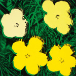 Flowers c.1964 (4 yellow)