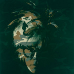 Self Portrait 1986 (brown camo)