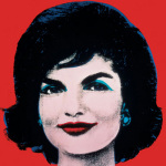 Jackie 1964 (on red)