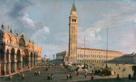 The Piazza di San Marco Venice