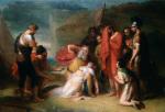 Howl howl howl howl! (Lear and Cordelia from William Shakespeare's 'King Lear' Act V Scene 10)