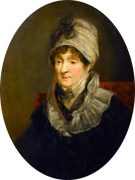 Portrait of a Lady (Mrs Parry the Mother of Sir W. E. Parry RN)