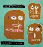 Three Arsonists 1983 (Potato Study)