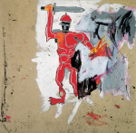 Untitled (Red Warrior) 1982