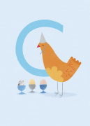 C is for Chicken