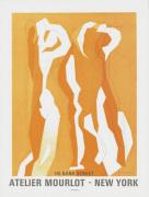 Atelier Mourlot New York 1967