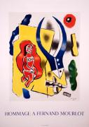 Hommage a Fernand Mourlot 1990