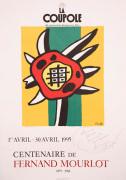 Centenaire de Fernand Mourlot 1995