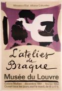 L'Atelier de Braque 1961