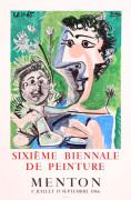 Sixieme Biennale de Peinture 1966