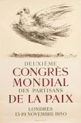 Deuxième Congrès Mondial des Partisans de la Paix 1950
