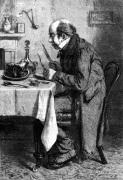 The Bachelor's Christmas Dinner 1865
