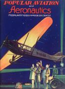 Popular Aviation and Aeronautics February 1929