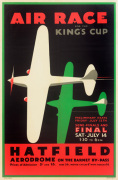 Air Race for the King's Cup 1934
