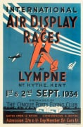 International Air Display and Races 1934