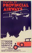 Provincial Airways 1930s