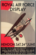 Royal Air Force Display Hendon 1933