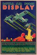 Royal Air Force Display Hendon 1930