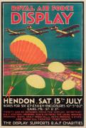 Royal Air Force Display Hendon 1929
