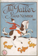 The Tatler Christmas 1917