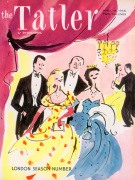 The Tatler April 1956