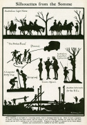 Silhouettes from the Somme 1918