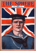 Sailor from HMS Dreadnought 1917