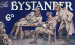 Reading The Bystander 1917