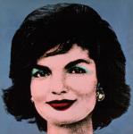 Jackie 1964 (on blue)