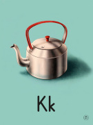 K is for kettle