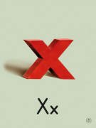 X is for x