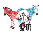 Zebra Painter