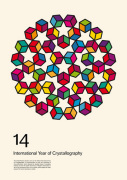 International Year of Crystallography 2014 #1 White