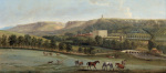 A view of Chatsworth from the south-west