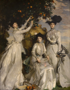 The Acheson Sisters 1902