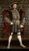 Portrait of King Henry VIII after 1557