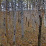 Beech Forest I c.1902