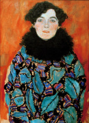 Portrait of Johanna Staude 1917-18
