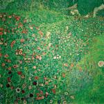 Italian Garden Landscape 1913