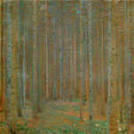 Pine Forest I 1901